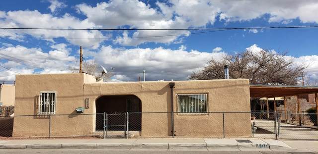 408 19th Street NW, Albuquerque, NM 87104 (MLS #984515) :: The Buchman Group