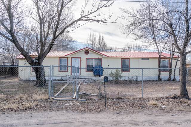 14 Blue Hill Road, Los Lunas, NM 87031 (MLS #984526) :: The Buchman Group