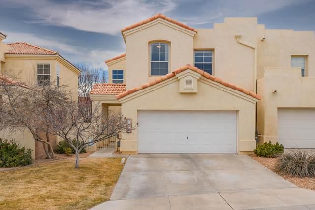 3137 Renaissance Drive SE, Rio Rancho, NM 87124 (MLS #984537) :: The Buchman Group