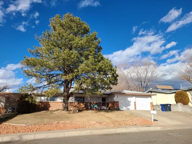 12801 Mountain View Avenue NE, Albuquerque, NM 87123 (MLS #984538) :: The Buchman Group