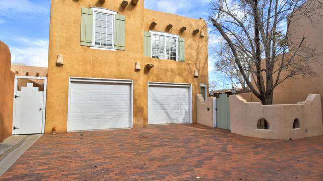 400 & 404 Romero Street NW, Albuquerque, NM 87104 (MLS #984546) :: The Buchman Group