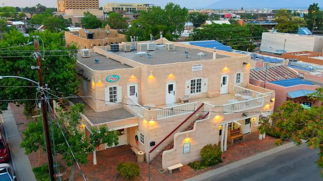 400 &404 Romero Street NW, Albuquerque, NM 87104 (MLS #984551) :: The Buchman Group