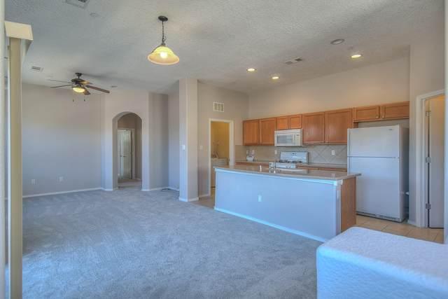 11040 Fort Point Lane NE C, Albuquerque, NM 87123 (MLS #984563) :: The Buchman Group