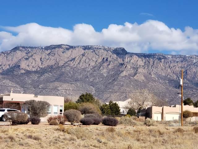 Del Rey Avenue NE, Albuquerque, NM 87122 (MLS #984577) :: The Buchman Group