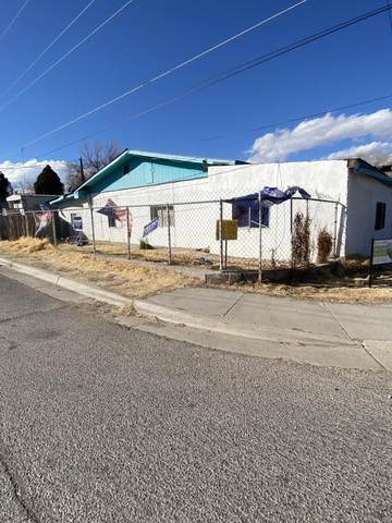 611 Grant Street, Socorro, NM 87801 (MLS #984579) :: Keller Williams Realty