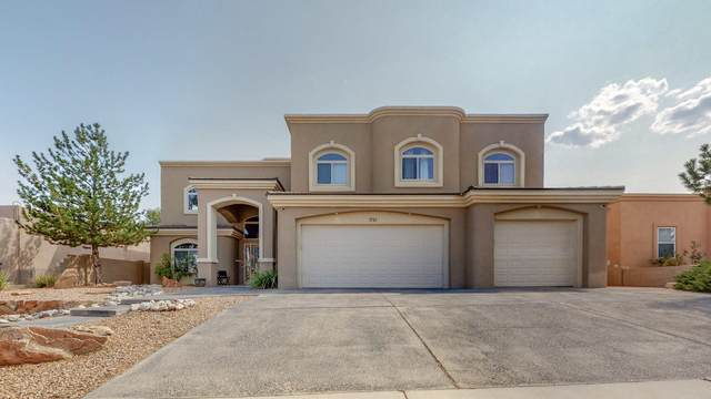 3761 Spyglass Loop SE, Rio Rancho, NM 87124 (MLS #984597) :: The Buchman Group