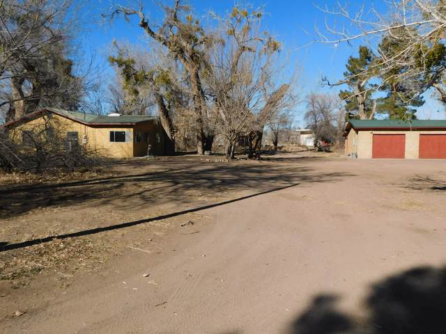 Paisano Drive, Socorro, NM 87801 (MLS #984681) :: Keller Williams Realty
