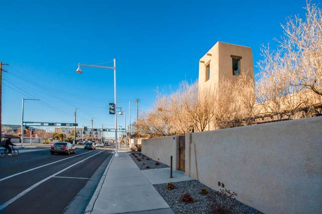 1503 Central Avenue NW D114, Albuquerque, NM 87104 (MLS #984687) :: The Buchman Group