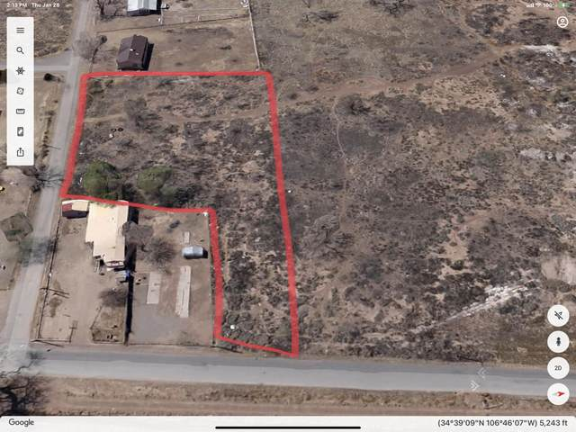 741 First, Belen, NM 87002 (MLS #984725) :: Keller Williams Realty