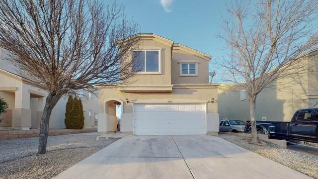10909 Crandall Road SW, Albuquerque, NM 87121 (MLS #984740) :: Berkshire Hathaway HomeServices Santa Fe Real Estate
