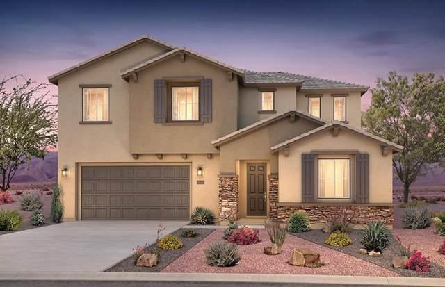 2182 Beckham Drive NE, Rio Rancho, NM 87144 (MLS #984800) :: Keller Williams Realty