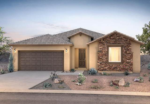 11904 Bear Valley Lane NW, Albuquerque, NM 87120 (MLS #984803) :: The Buchman Group