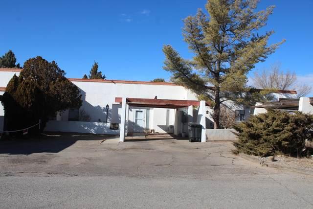 95 Horizon Vista Boulevard, Belen, NM 87002 (MLS #984937) :: The Buchman Group