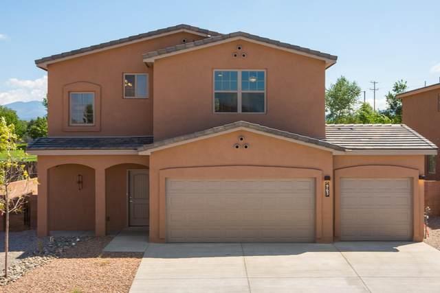 1600 Garden Way SW, Albuquerque, NM 87105 (MLS #984959) :: The Buchman Group