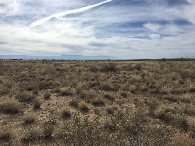 Hielo Lot 5 NW, Albuquerque, NM 87120 (MLS #984980) :: Keller Williams Realty