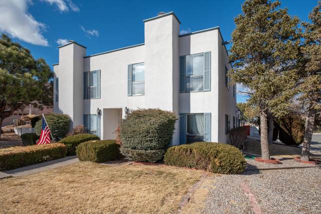 14319 Marquette Drive NE, Albuquerque, NM 87123 (MLS #984984) :: The Buchman Group