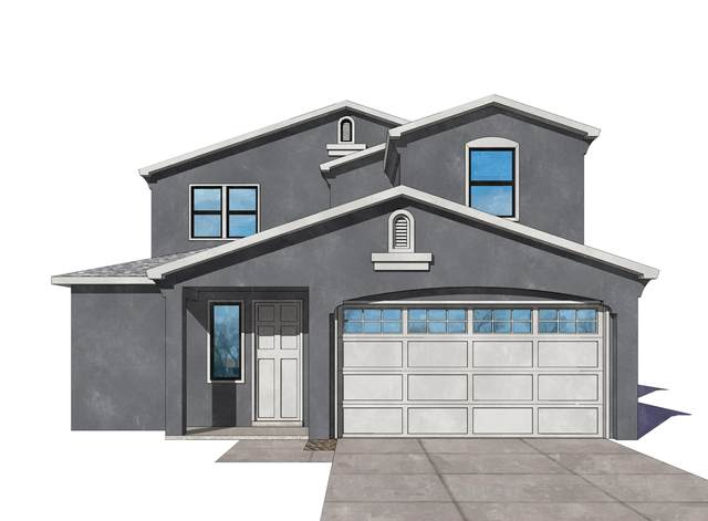 2672 Camino Plata Loop NE, Rio Rancho, NM 87144 (MLS #984999) :: The Buchman Group