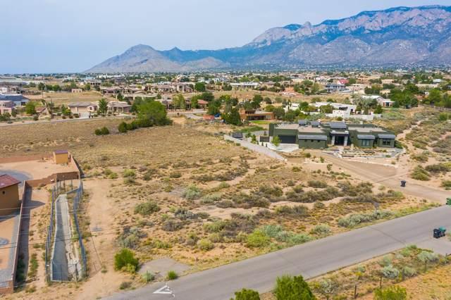 TBD Santa Monica Drive NE, Albuquerque, NM 87122 (MLS #985003) :: Keller Williams Realty