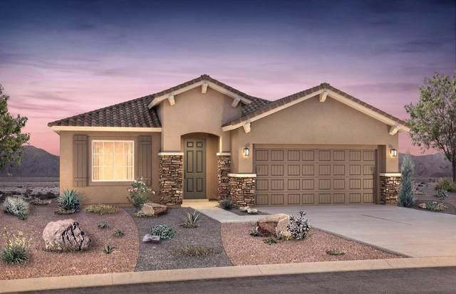 2940 Kings Canyon Loop NE, Rio Rancho, NM 87144 (MLS #985158) :: The Buchman Group