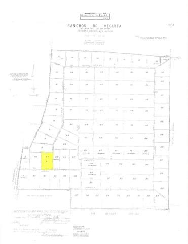Lot 44, Veguita, NM 87062 (MLS #985230) :: The Buchman Group