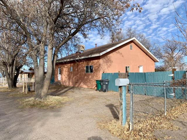 2816 Viola Drive SW, Albuquerque, NM 87105 (MLS #985332) :: Campbell & Campbell Real Estate Services