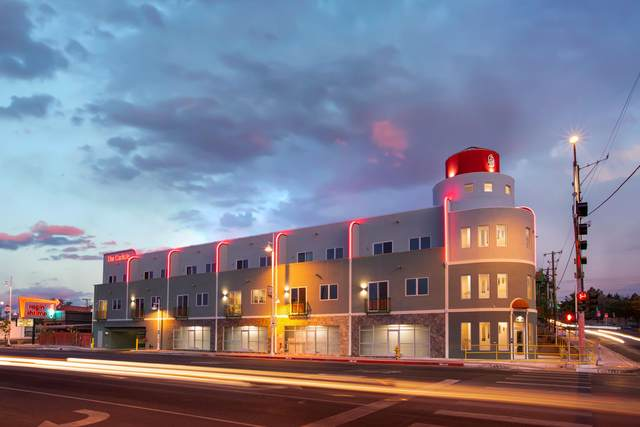 3600 Central Avenue SE #206, Albuquerque, NM 87108 (MLS #985334) :: The Buchman Group