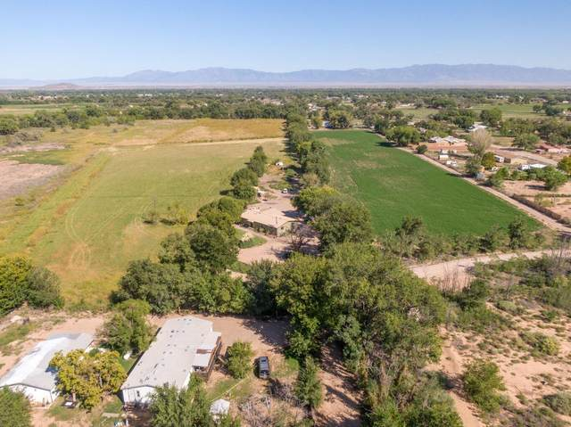 Don Ramon Road, Belen, NM 87002 (MLS #985348) :: Keller Williams Realty