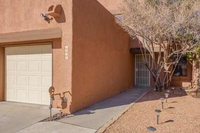 7431 Northridge Avenue NE, Albuquerque, NM 87109 (MLS #985375) :: Berkshire Hathaway HomeServices Santa Fe Real Estate