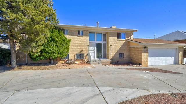 1032 Atrisco Drive NW, Albuquerque, NM 87105 (MLS #985421) :: The Buchman Group