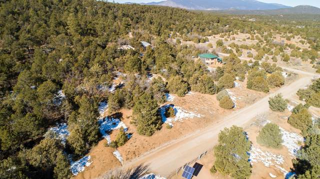 43 Camino Circular, Tijeras, NM 87059 (MLS #985470) :: Keller Williams Realty