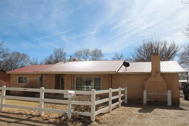 1335 Willow Trail, Bosque Farms, NM 87068 (MLS #985484) :: The Buchman Group