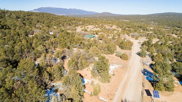 47 Camino Circular, Tijeras, NM 87059 (MLS #985495) :: Keller Williams Realty