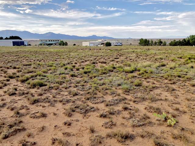66 Blanco Drive, Edgewood, NM 87015 (MLS #985604) :: Campbell & Campbell Real Estate Services