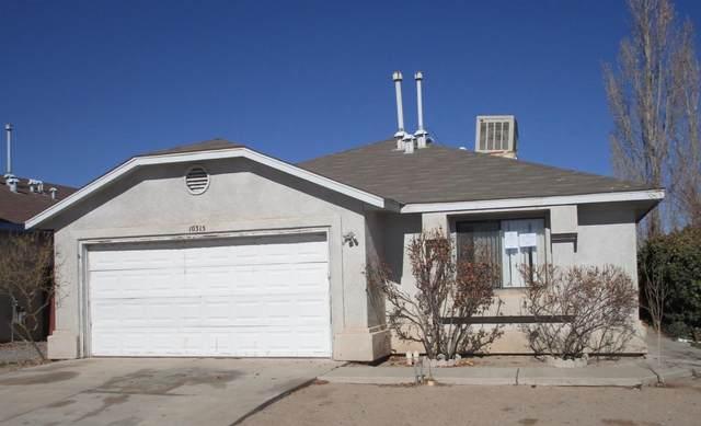 10315 Johncock Avenue SW, Albuquerque, NM 87121 (MLS #985660) :: Keller Williams Realty