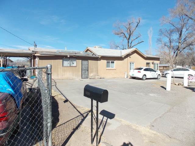 1405 Severo Road SW, Albuquerque, NM 87105 (MLS #985664) :: Campbell & Campbell Real Estate Services