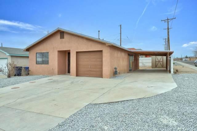 251 57TH Street NW, Albuquerque, NM 87105 (MLS #985710) :: Keller Williams Realty