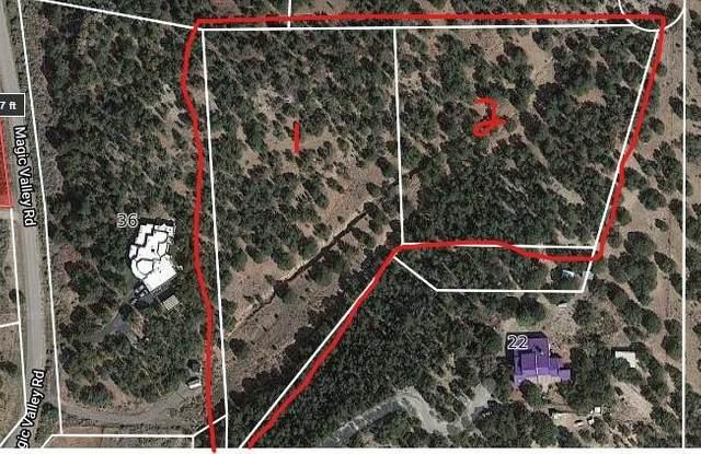 0 Magic Valley, Sandia Park, NM 87047 (MLS #985717) :: The Buchman Group