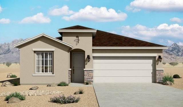 7352 Redbloom Road NW, Albuquerque, NM 87114 (MLS #985759) :: Keller Williams Realty
