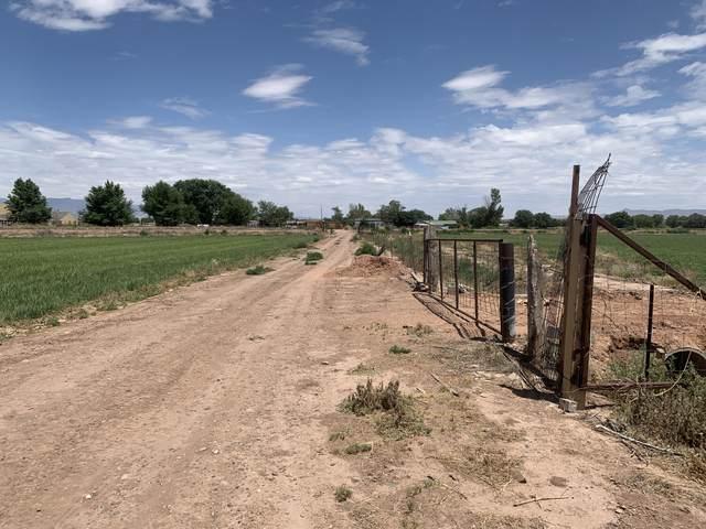 Carrillo Road, Veguita, NM 87062 (MLS #985808) :: The Buchman Group
