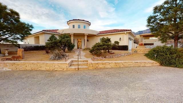 11433 San Bernardino Drive NE, Albuquerque, NM 87122 (MLS #985812) :: The Buchman Group