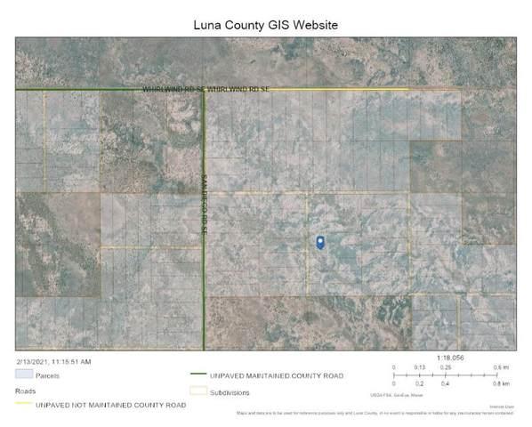 Lot 141 Pancho Villa Ranches, Columbus, NM 88030 (MLS #985940) :: Keller Williams Realty
