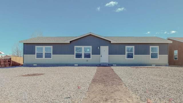 440 Mohawk Street SW, Rio Rancho, NM 87124 (MLS #985954) :: The Buchman Group