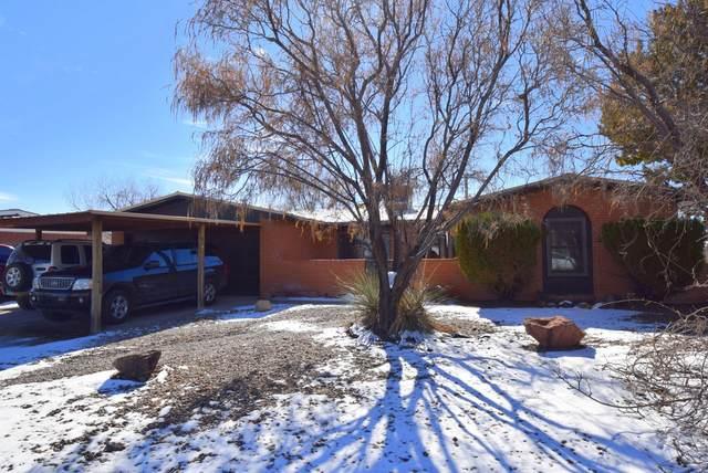237 Grey Place, Belen, NM 87002 (MLS #985989) :: The Buchman Group
