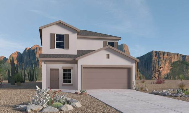 6580 Gannett Drive, Rio Rancho, NM 87144 (MLS #986022) :: The Buchman Group