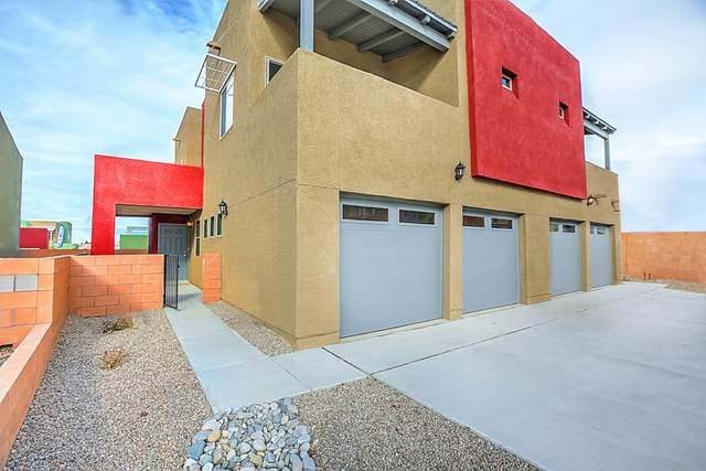 1520 Borrego Drive SE, Albuquerque, NM 87123 (MLS #986036) :: The Buchman Group