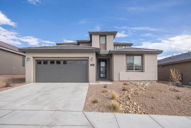 2744 Kings Canyon Loop NE, Rio Rancho, NM 87144 (MLS #986072) :: Keller Williams Realty
