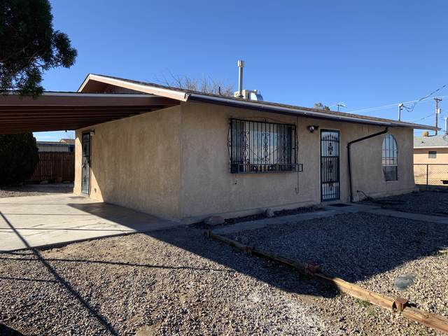 617 N 6TH Street, Belen, NM 87002 (MLS #986078) :: Sandi Pressley Team