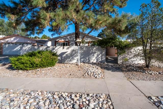 9905 San Gabriel Road NE, Albuquerque, NM 87111 (MLS #986127) :: Berkshire Hathaway HomeServices Santa Fe Real Estate