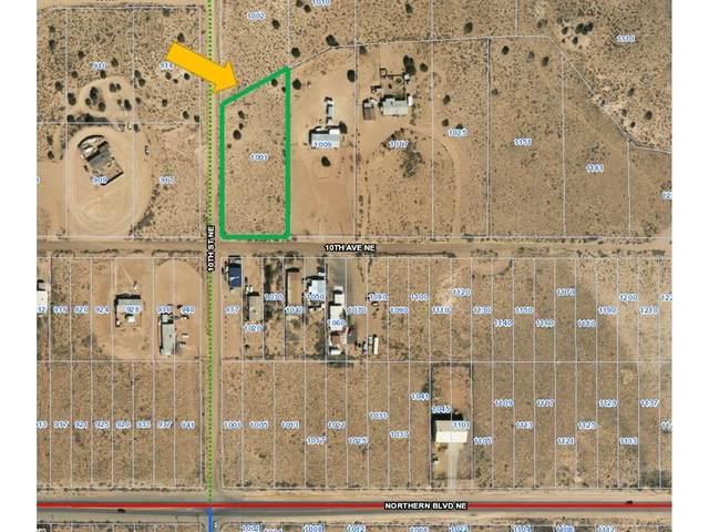 1001 10th Avenue NE, Rio Rancho, NM 87144 (MLS #986134) :: The Buchman Group