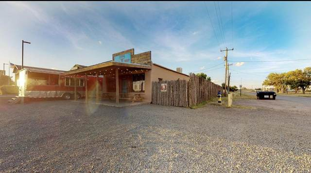 121 Us Route 66, Moriarty, NM 87035 (MLS #986147) :: Keller Williams Realty